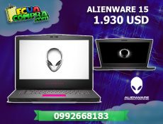 laptop gamer alienware