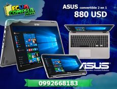 LAPTOP GAMER ASUS R518Q