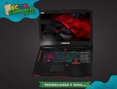 Laptop gammin Acer Predator 15